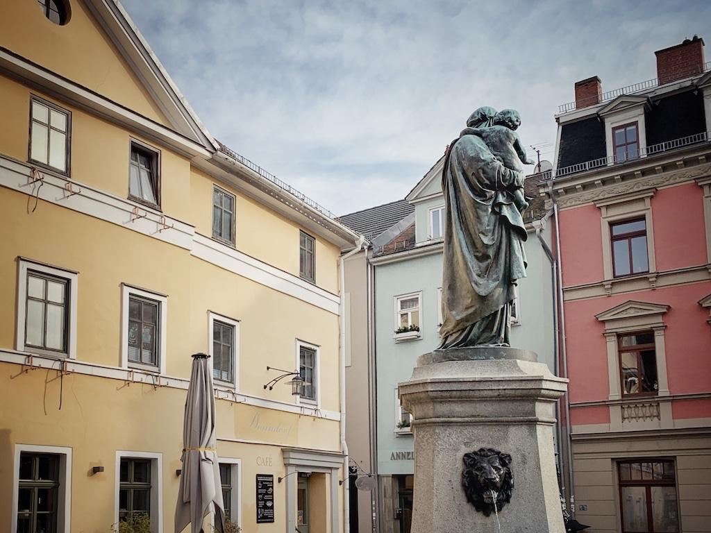 Donndorfbrunnen Weimar