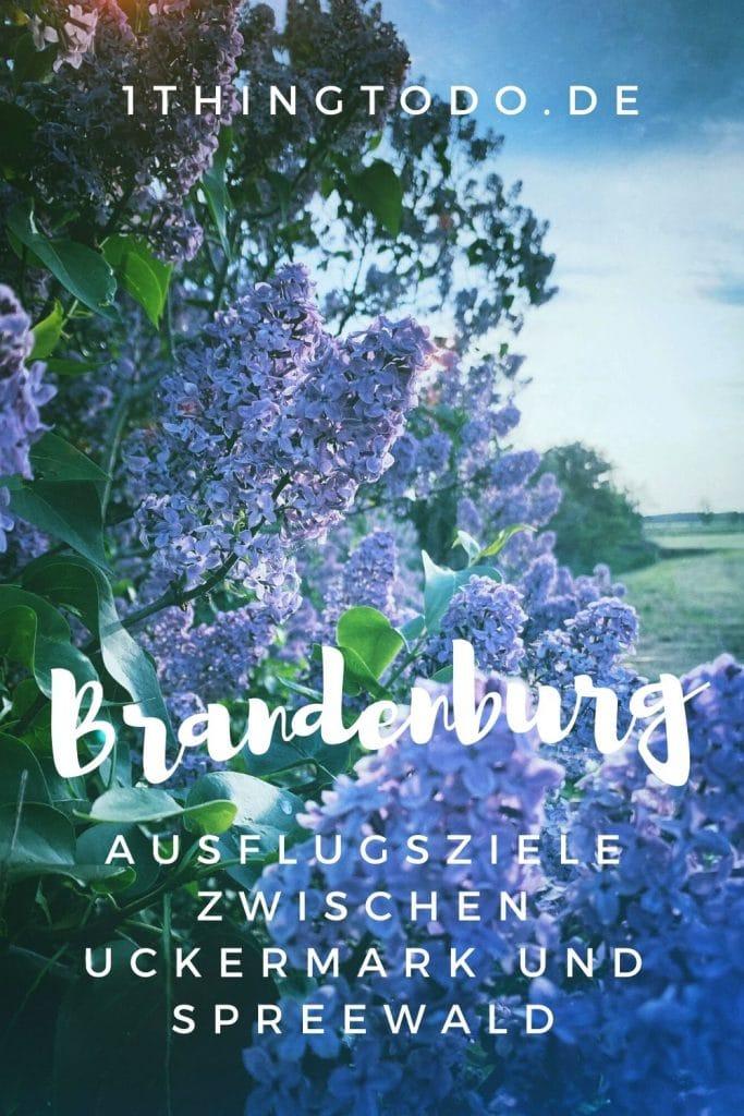 Brandenburg Tipps Ausflug