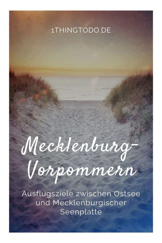 Mecklenburg Vorpommern Urlaub