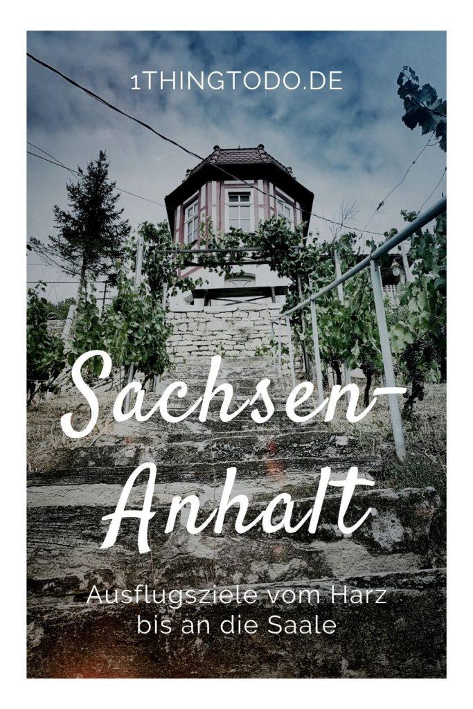 Sachsen-Anhalt Tipps Ausflugsziele