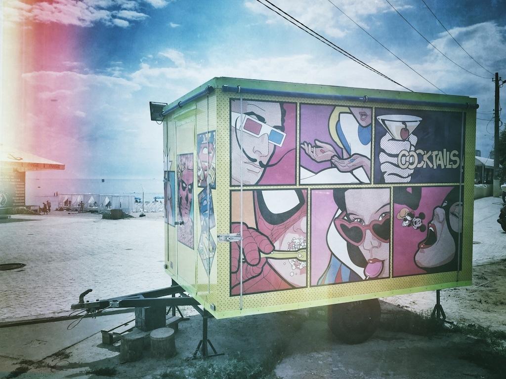 Odessa Urlaub Strand