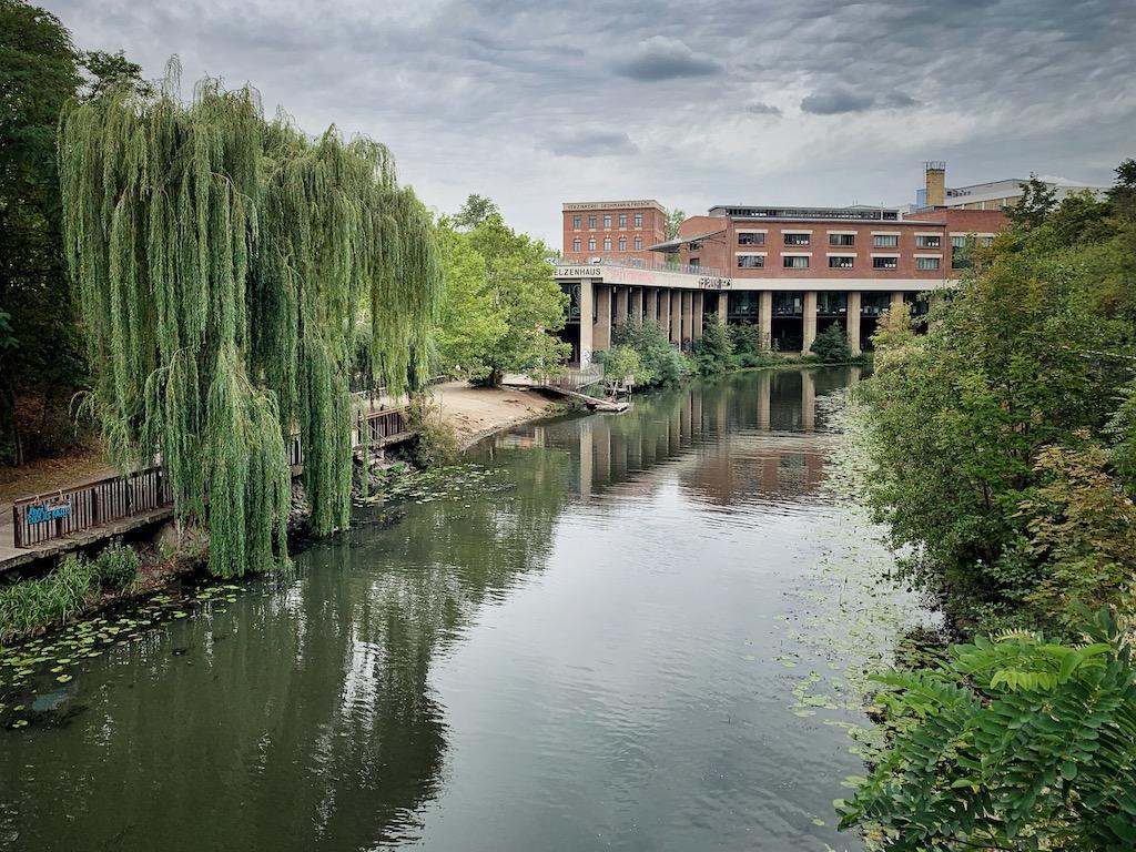 Leipzig Geheimtipps Karl-Heine-Kanal