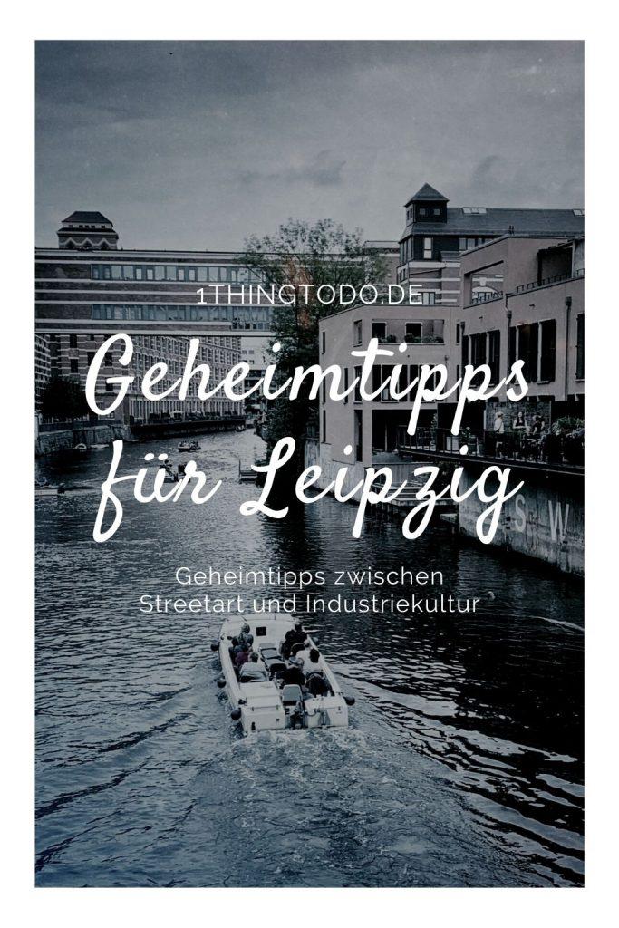 Leipzig Geheimtipps