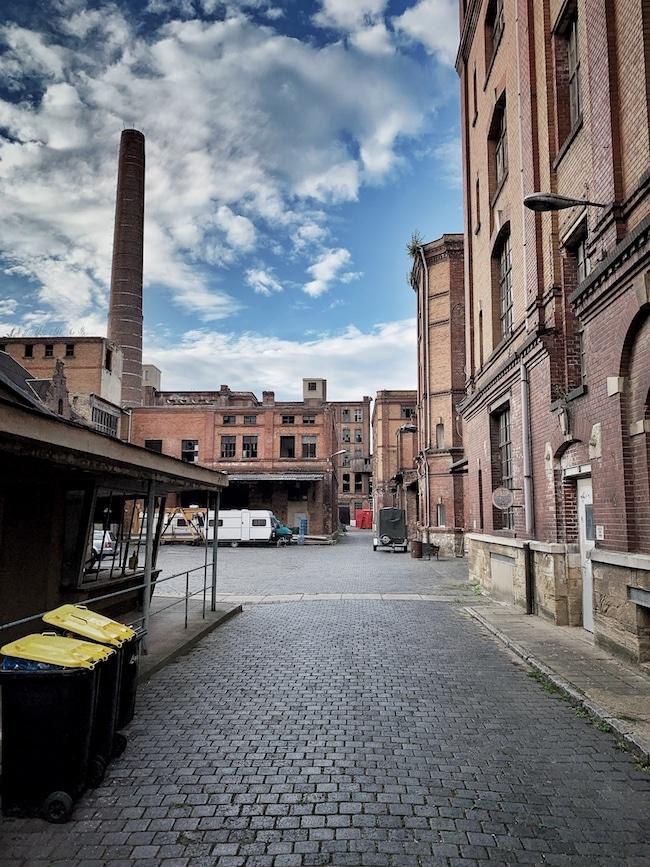 Schokoladenfabrik Zeitz