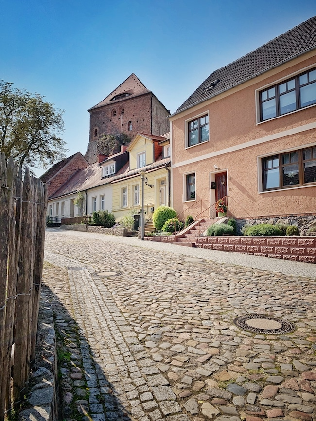 Bad Belzig Burg Eisenhardt