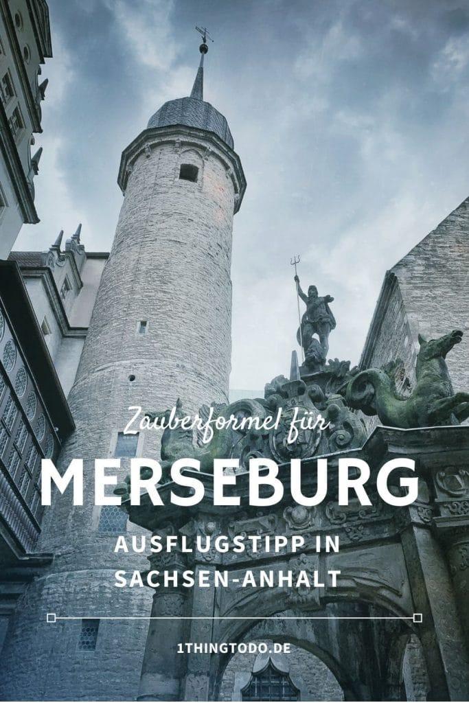 Merseburg Sachsen-Anhalt