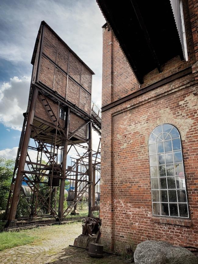 Brikettfabrik Hermannschacht Zeitz