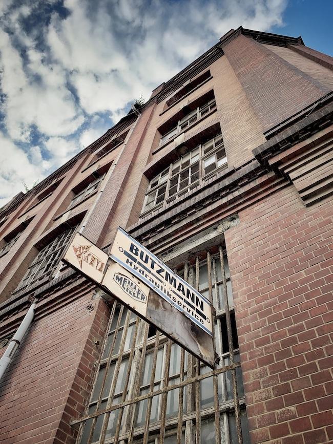Alte Schokoladenfabrik Zeitz