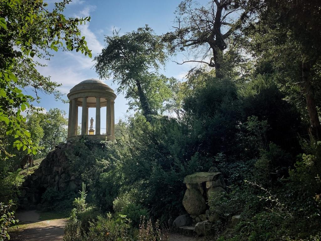 Ausflugsziele Sachsen-Anhalt Wörlitzer Park