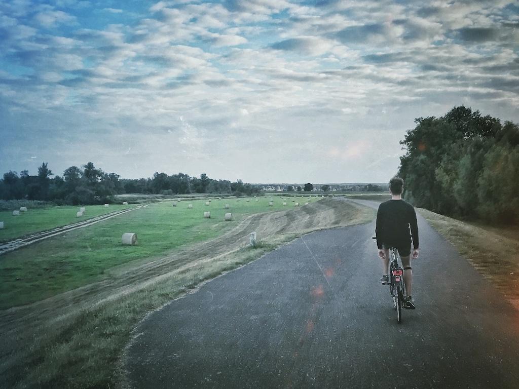Fahrradfahren in Brandenburg