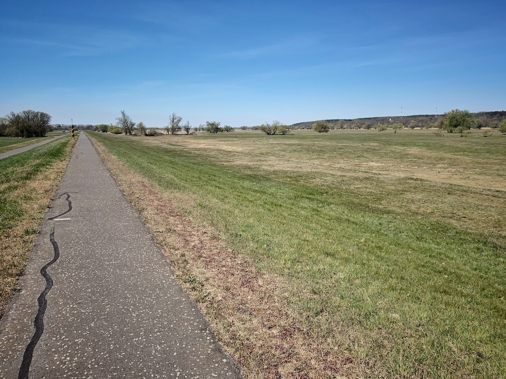 Oderradweg Küstrin-Kietz