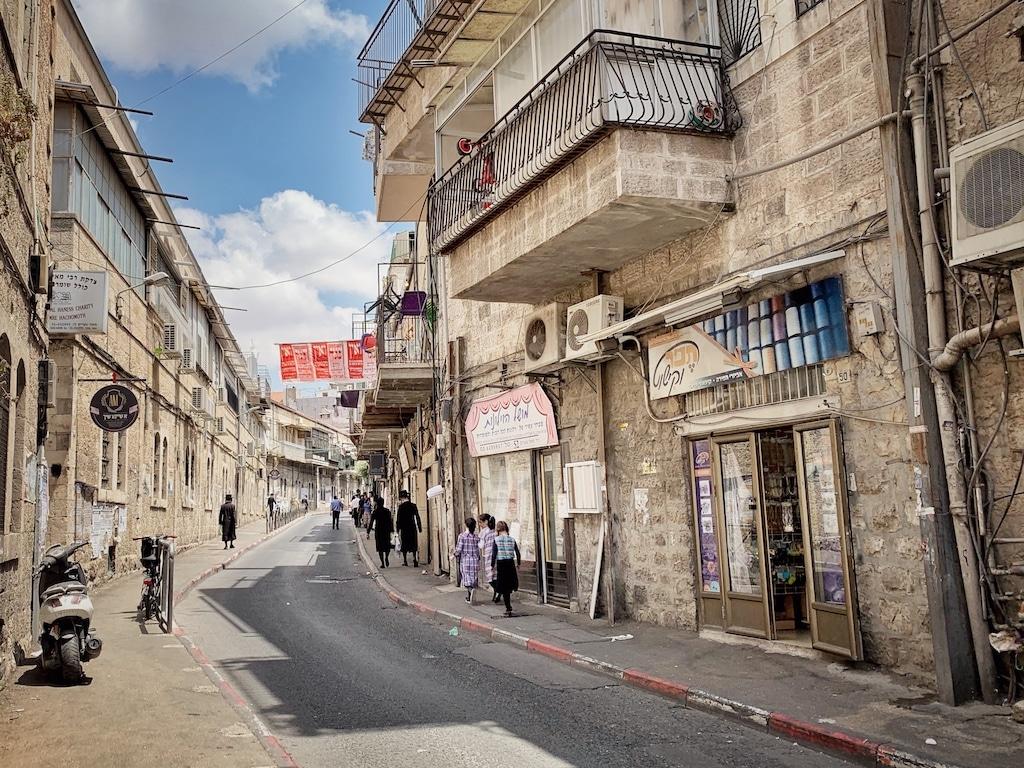 Jerusalem Reisebericht Mea Schearim