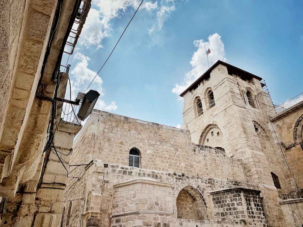 Jerusalem Reisebericht Grabeskirche