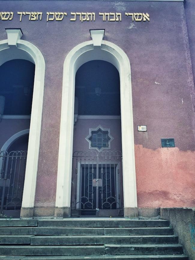 Kosice Synagoge