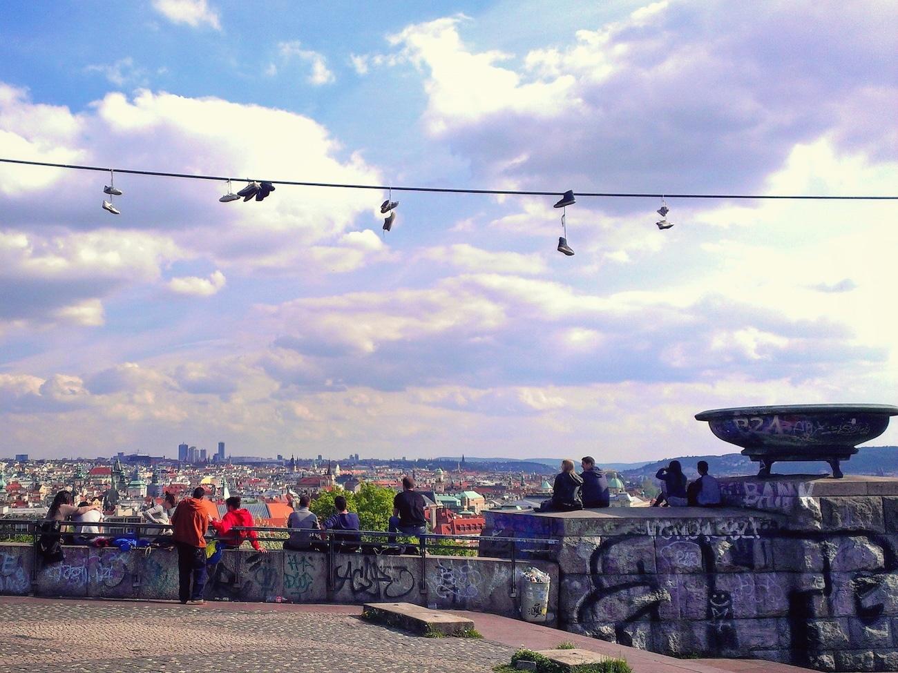 Prag Reisebericht Letna-Park